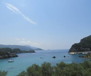 adventure, beach, and corfu image