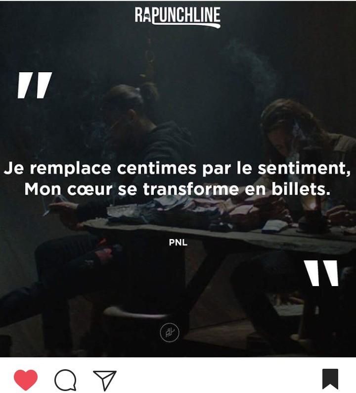 Image About Citation In Le Monde Chico Pnl By امينة