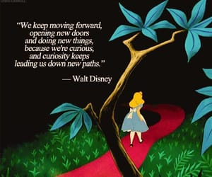 disney, quotes, and alice in wonderland image