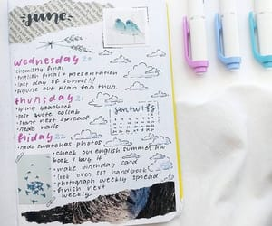 aesthetic, calligraphy, and notes image