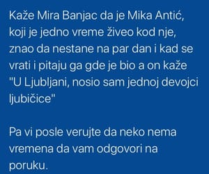 mika antic, 😉, and volja image