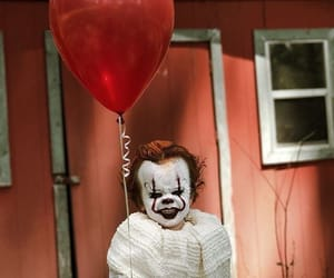 baby, clown, and it image