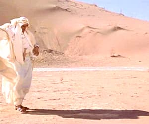 gif, classic movies, and Lawrence of Arabia image