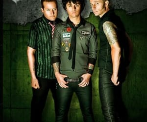 band, song, and green day image