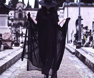 aesthetic, dark, and fashion image