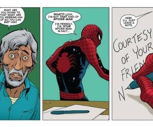 cobwebs, comics, and spider man image