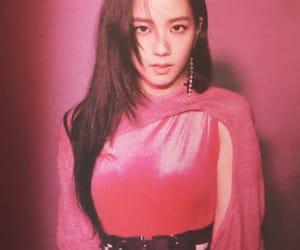 korean, jisoo, and kpop image