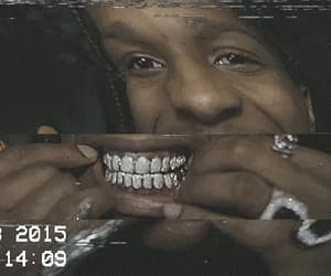 gif, asap rocky, and jewelry image