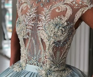 details, dress, and beauty image
