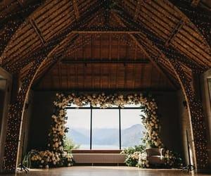 wedding, bridal, and decoration image
