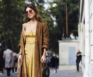 paris fashion week, street style, and street chic image