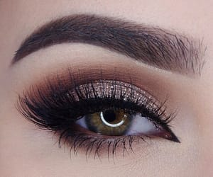 eyes, fashion, and maquillaje image