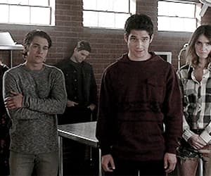 gif, teen wolf, and scott mccall image