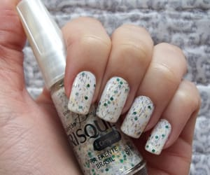 branco, manicure, and nails image