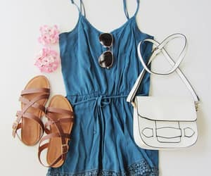 beautiful, clothes, and clothing image