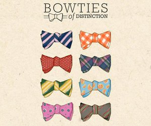 bowties and colors image