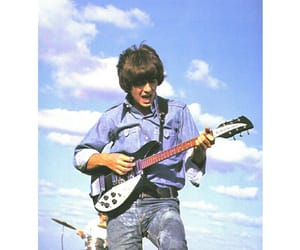 george harrison, 60s, and the beatles image