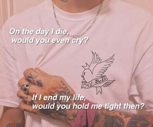 grunge, Lyrics, and lil peep image