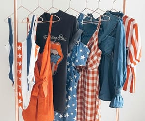 4th of july, america, and clothes image