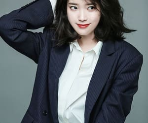 iu, cute, and lee jieun image