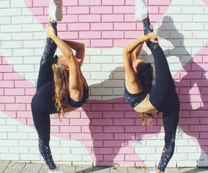 contortion, cool, and dance image