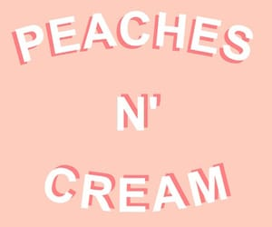 peach, aesthetic, and quotes image