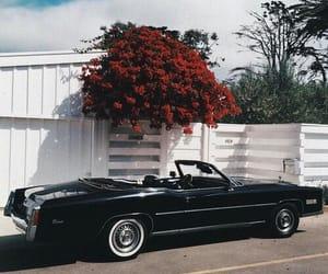 car, vintage, and black image
