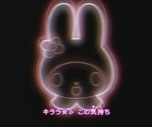 black, Devil, and my melody image