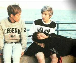 youngjae, daejae, and daehyun image