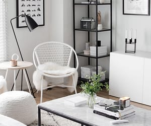 apartment, design, and style image