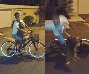 bicicleta, goals, and couple image
