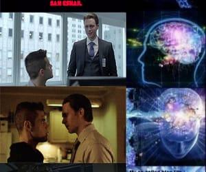 gay, tv show, and elliot alderson image