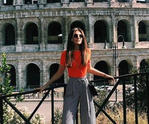 beauty, fashion, and roma image