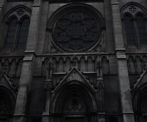 dark and gothic image
