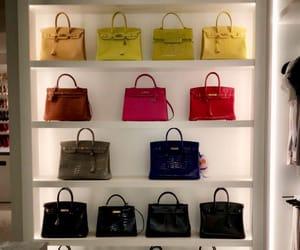 bags, beautiful, and glamorous image