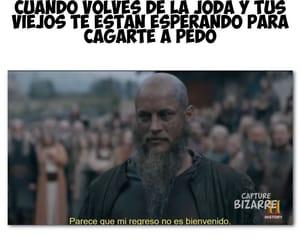 meme and vikings image