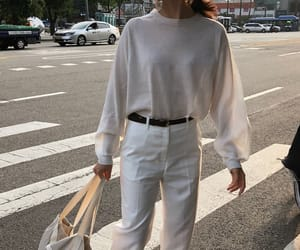 asian, casual, and cloth image