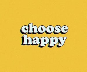 yellow, happy, and quotes image