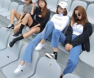 fashion, clothes, and korean fashion image