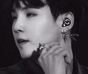 k-pop, bts, and min yoongi image