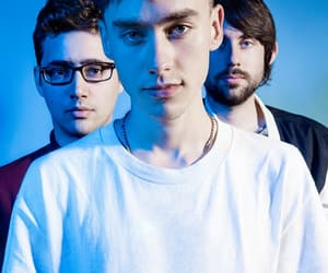 olly alexander, years & years, and mikey goldsworthy image