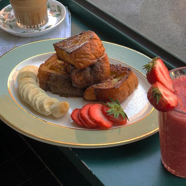 berry, coffee, and delicious image