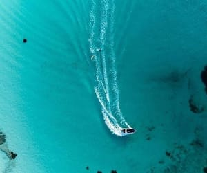 ocean, adventure, and nature image