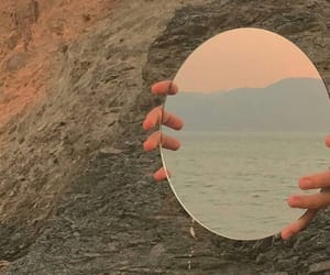 mirror, aesthetic, and alternative image