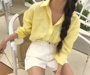 asian girl, asian girls, and braid image