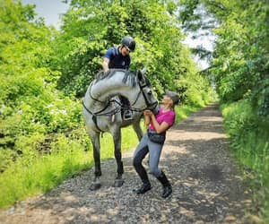 equestrian, passion, and friends image
