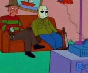 simpsons, the simpsons, and jason image