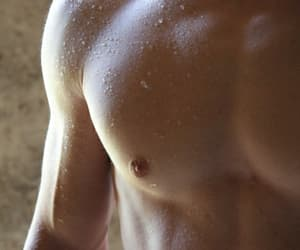 body, man, and male body image