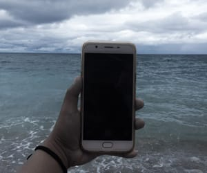adventure, beach, and lonely image