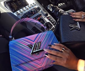 bag, style, and car image